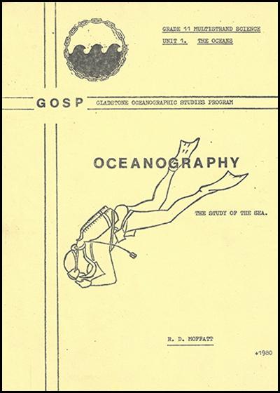 1980 GOSP Unit 1 Oceanography classroom notes