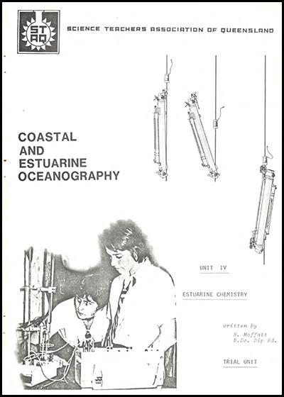 1982 STAQ Estuarine chemistry Trial