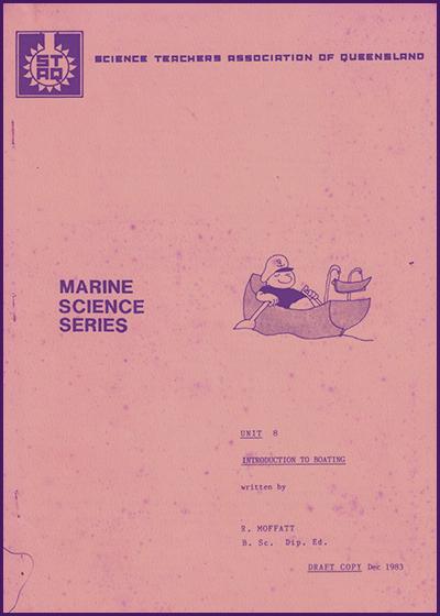 1983 STAQ Boating Trial unit