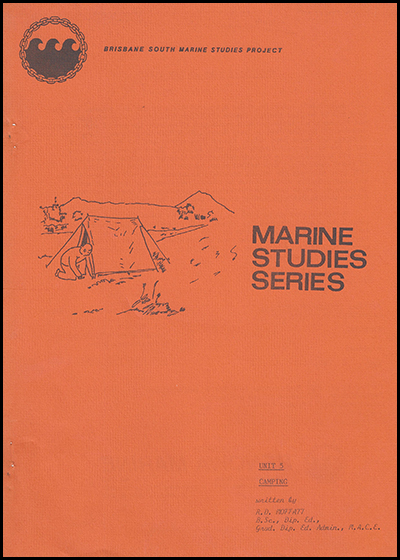 1985 BSMSP Camping classroom notes