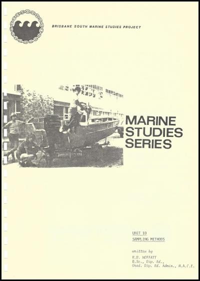 1985 BSMSP Sampling methods