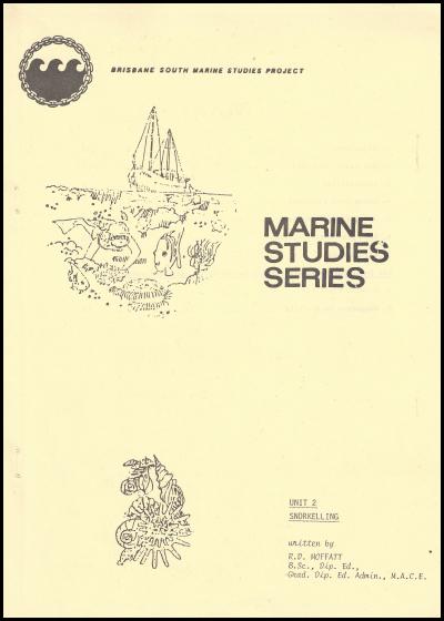 1985 BSMSP Snorkelling unit classroom notes