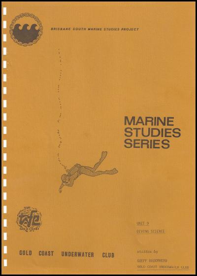 1989 BSMSP Diving Science