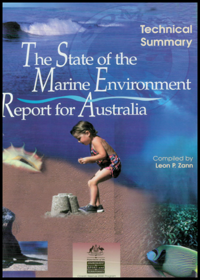 1996 GBRMPA State of marine environment report