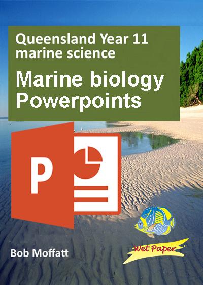 F 48PP Unit 2: Marine biology powerpoints