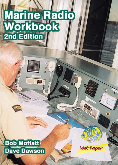 F 03P Marine radio workbook