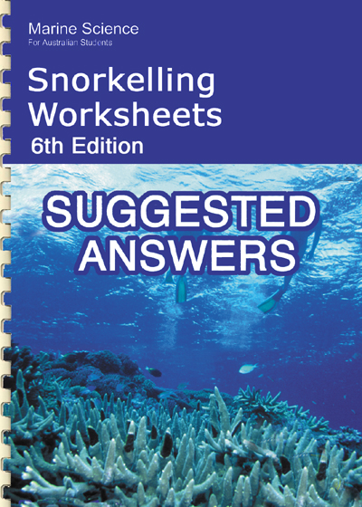 F 18P Snorkelling worksheet answers