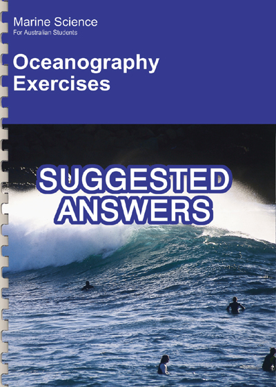 F 22P Oceanography Exercise Answers
