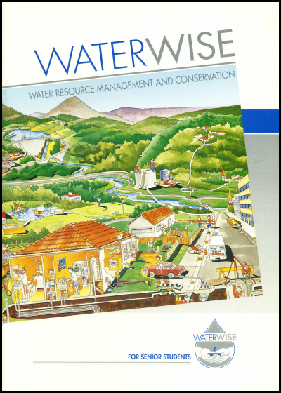 F 62P WaterWise Student's Textbook