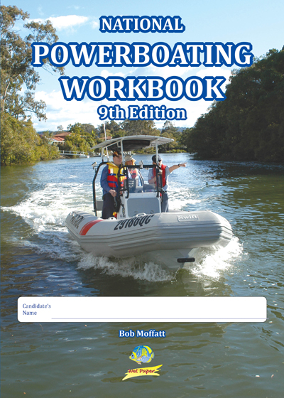 National Powerboating Workbook 9th Edition HARD COPY