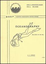 1980 GOSP Unit 1 Oceanography classroom notes