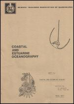 1982 STAQ Coastal and Estuarine Biology Trial