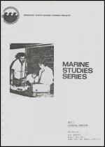 1985 BSMSP Estuarine chemistry