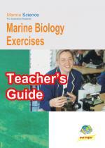 F 38P Marine Biology Teacher's Guide
