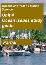 F 51P UNIT 4 Ocean issues study guide partial