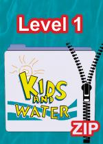PK1: Kids and Water Level 1 zip folder