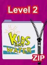 F 42P Kids and Water Level 2 zip folder
