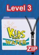 PK3: Kids and Water Level 3 zip folder