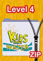 PK4: Kids and Water Level 4 zip folder