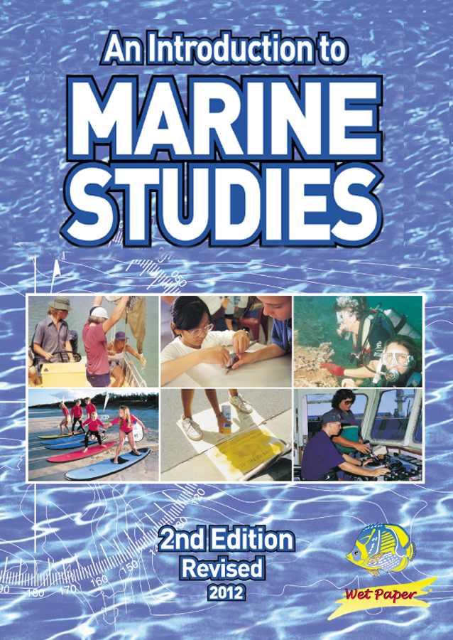 Introduction to Marine Studies Cover